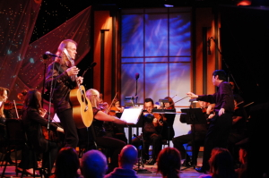 Billy McLaughlin: Starry Night With Orchestra Nova