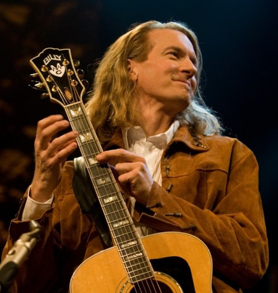 Santa Paula Concert Series presents Billy McLaughlin - Santa Paula CA