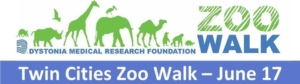 Twin Cities Dystonia Zoo Walk 2017 @ Como Park Zoo & Conservatory | Saint Paul | Minnesota | United States